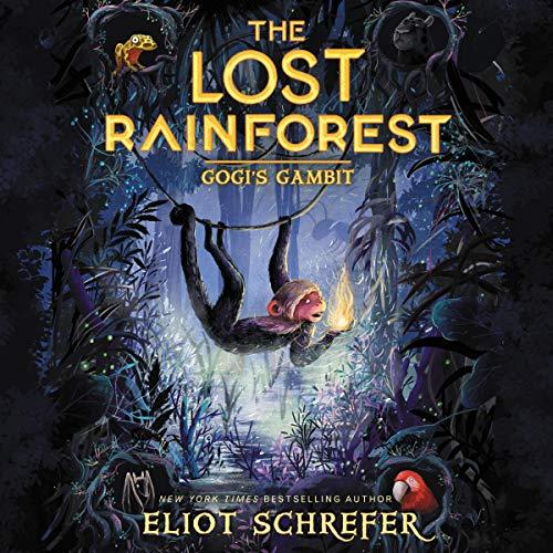 Couverture de The Lost Rainforest #2: Gogi's Gambit