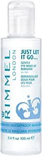 RIMMEL LONDON Gental Eye Makeup Remover Clear (並行輸入品)