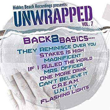 Hidden Beach Recordings Presents: Unwrapped Volume 7