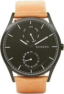 [スカーゲン] 腕時計 SKAGEN SKW6265 ブラウン ブラック [並行輸入品]