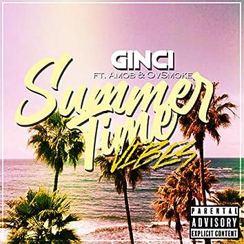 Summer Time Vibes (feat. Amob & OV Smoke)