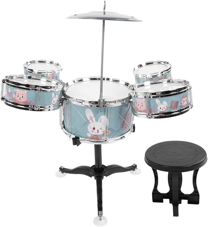 Drum Set Max 72% OFF for Kids Educational Instruments Sto Musical Toys with Max 67% OFF