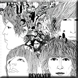 Magnete Beatles Revolver [Import]