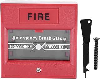 Botón de emergencia, Botón de alarma de incendio de salida de emergencia -Seguridad de