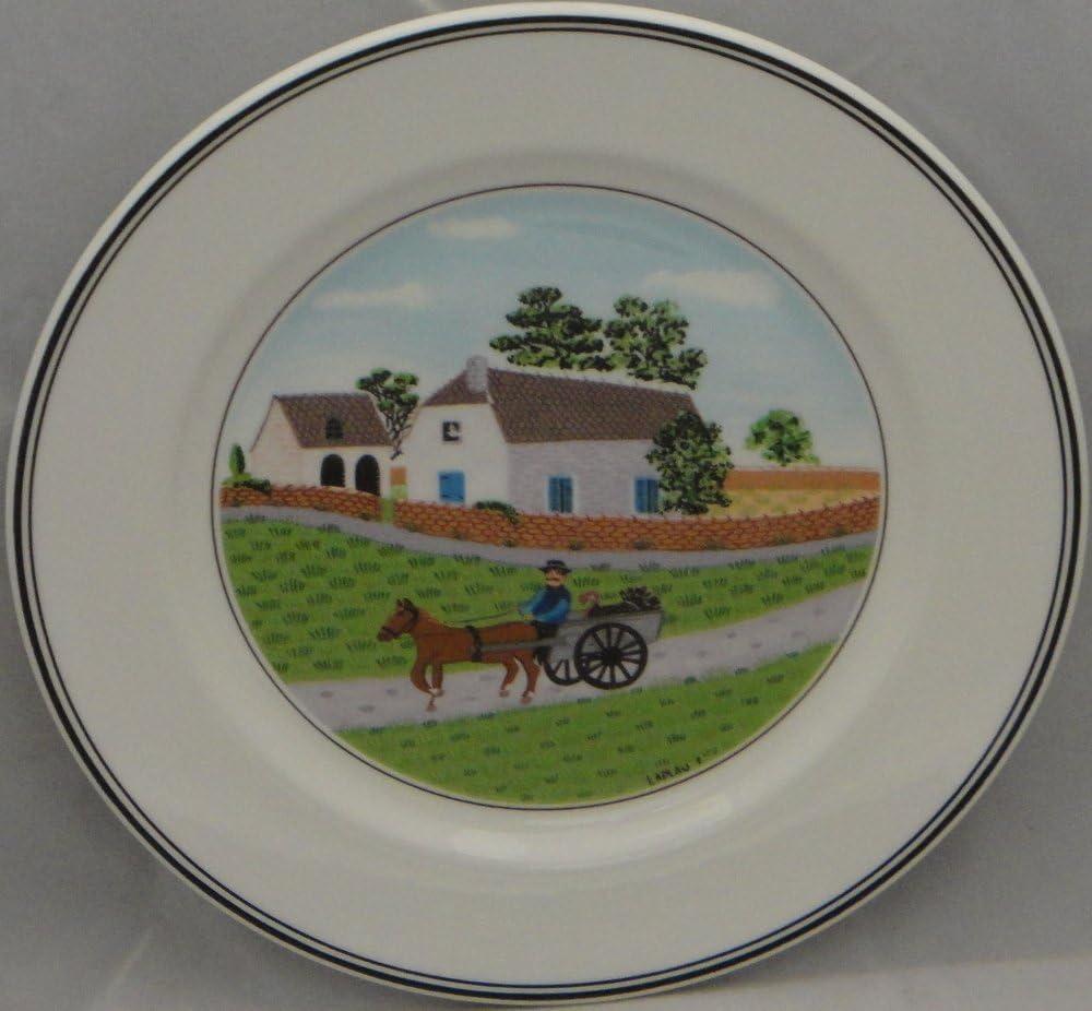 Sales Villeroy Boch wholesale Design Salad Naif Plate