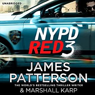 NYPD Red 3 cover art