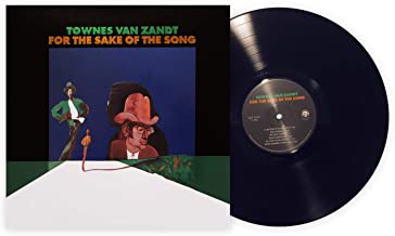 For The Sake Of The Song (vinyl Me, Please Exclusive 50th Anniversary - Translucent Blue) [vinyl] Townes Van Zandt