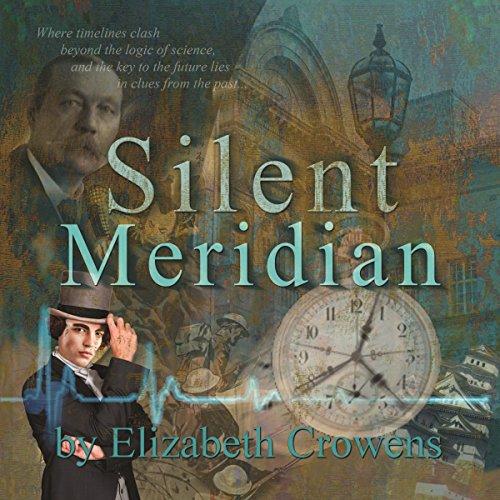 Silent Meridian audiobook cover art