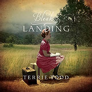 Bleak Landing audiobook cover art