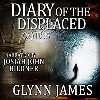 Diary of the Displaced Omnibus audiobook cover art