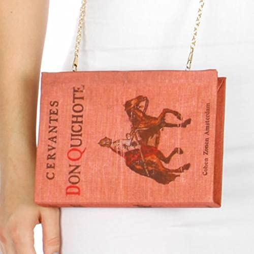 Book Clutch Purse: Amazon.com