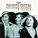 The Boswell Sisters Collection, Vol. 5, 1933-36