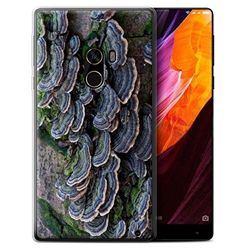 Stuff4 Var voor populaire apparaten planten/bladeren Xiaomi Mi Mix 2 Schimmels