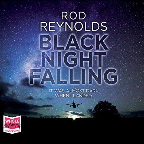 Black Night Falling cover art