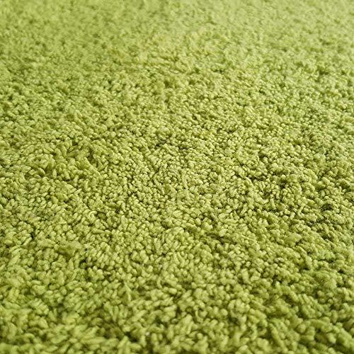 ASTRA Fussmatte Saugaktiv Uni Grün 30 | 60x75 cm