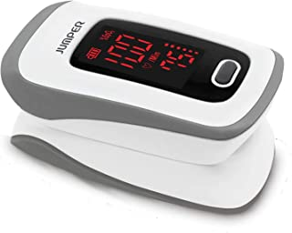 Saturómetro profesional, oxímetro de pulso SPO2. Cardiofrecuencímetro con pantalla a colores orientable | onda plestimográfica