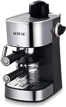 ماكينة اسبريسو بقوة 800 واط , مسحوق القهوة من ريبون