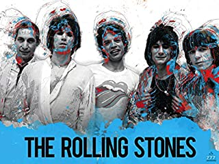 Amazon com: Rolling Stones - Posters & Prints / Wall Art