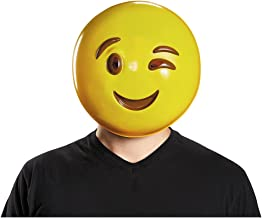Disguise Men's Wink Mask Costume Accessory