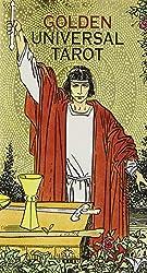 Golden Universal Tarot de Roberto De Angelis