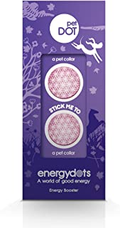 Energydots Pettag + Aquadot, Powerful Emf Protection And Energy Booster For All Your Furry Friends, Plus Water Harmonizer To Revitalize And Create Energetically Pure Water For Them To Drink