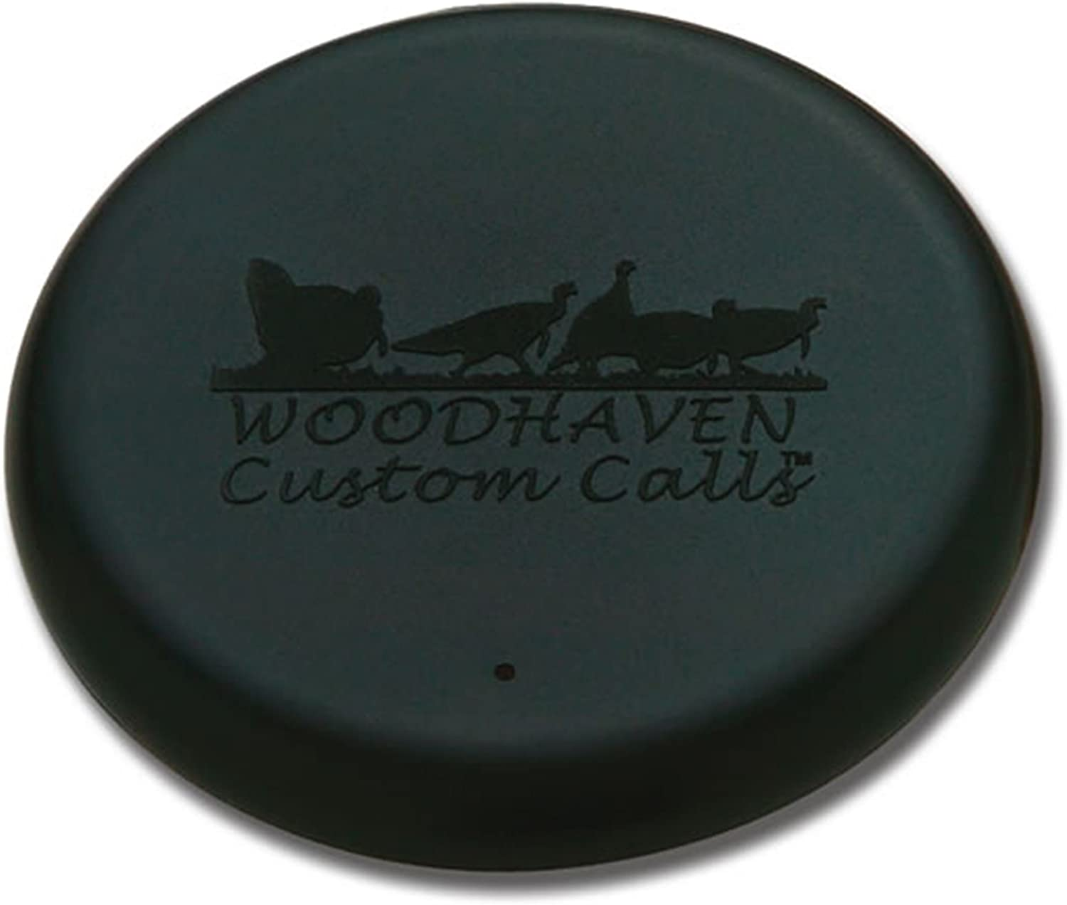 WOODHAVEN CALLS Woodhaven Custom Calls Saver f Albuquerque Mall Lid Outstanding Black Surface