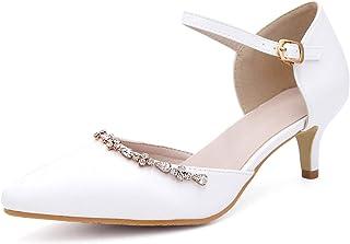 Women's Wedding Shoes,Bridal Elegant Comfortable Low...