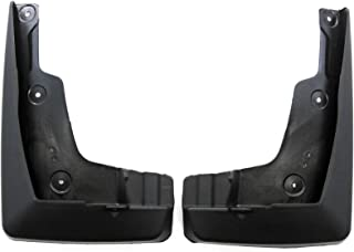 Red Hound Auto 2015-2017 Compatible with Toyota Camry Mud Flaps Mud Guards Splash Guards Front Molded 2pc Pair