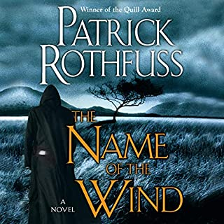 The Name of the Wind     (Kingkiller Chronicle, Book 1)              Written by:                                                                                                                                 Patrick Rothfuss                               Narrated by:                                                                                                                                 Nick Podehl                      Length: 27 hrs and 55 mins     1,167 ratings     Overall 4.7
