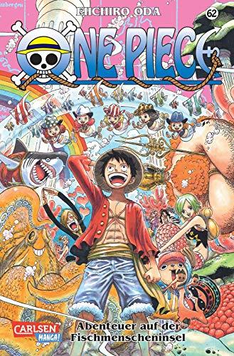 One Piece, Bd.62