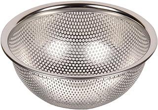 パール金属 ステンレス パンチングボール 15cm 日本製 HB-1641