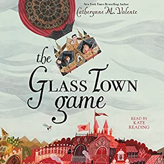The Glass Town Game cover art
