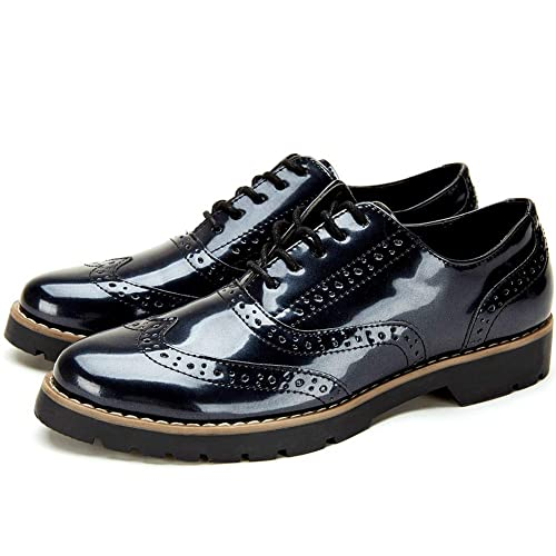très convoité gamme de magasin britannique réflexions sur Chaussure Vernis Femmes: Amazon.fr