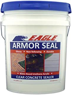 Eagle Sealer EA5 Clear Armor Seal, 5 gal Pail,(Not Sold in HI, PR, AK, GU, VI)