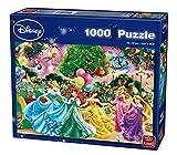King 5261'Disney Fuegos Artificiales Puzzle (1000Piezas)
