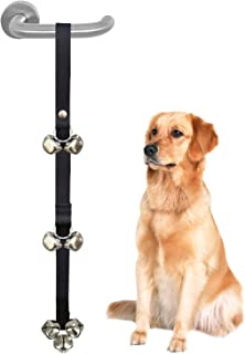 CandyHome Potty Doorbells Housetraining Dog Doorbells Tinkle Bells for House Training, Dog Bell with Doggie Doorbell, Easy...