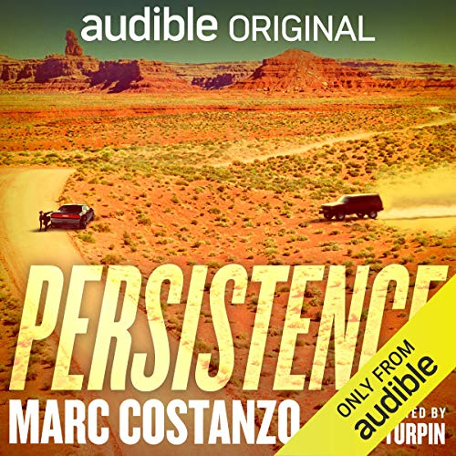 Persistence audiobook cover art