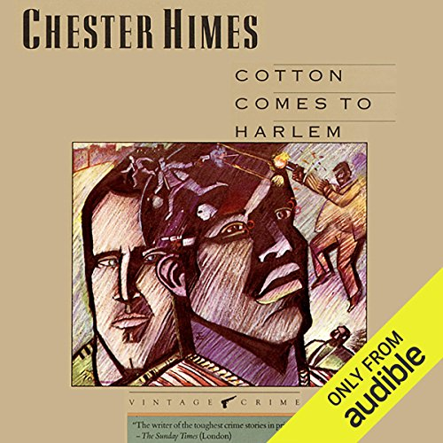 Cotton Comes to Harlem audiobook cover art