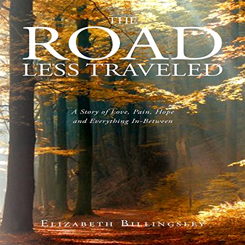 The Road Less Traveled audiobook cover art