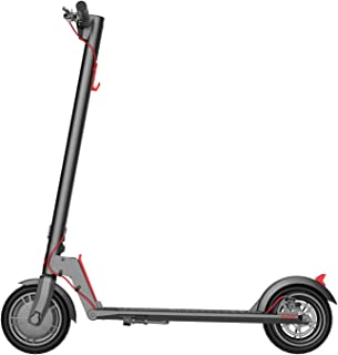 """Gotrax GXL V2 Commuting Electric Scooter - 8.5"""" Air Filled Tires - 15.5MPH & 9-12 Mile Range - Version 2"""