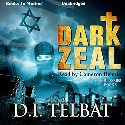 Dark Zeal audiobook cover art