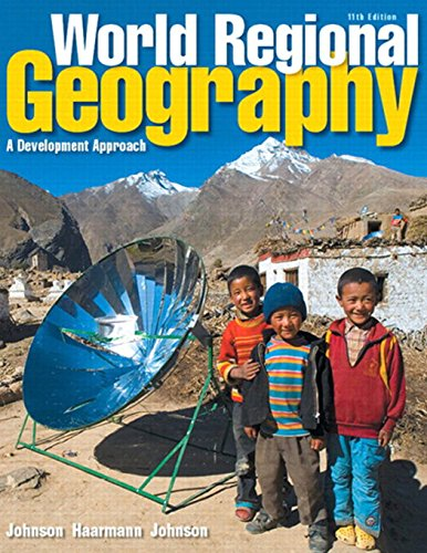 Compare Textbook Prices for World Regional Geography: A Development Approach Masteringgeography 11 Edition ISBN 9780321939654 by Johnson, Douglas,Haarmann, Viola,Johnson, Merrill