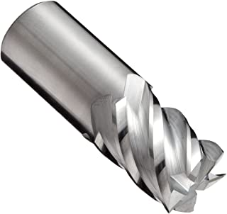 Uncoated 3 Length Finish 1//8 Cutting Diameter Cobra Carbide 20173 Micro Grain Solid Carbide Long Length General End Mill Square End 2 Flute Pack of 1 Bright 30 Degrees Helix 1 Cutting Length