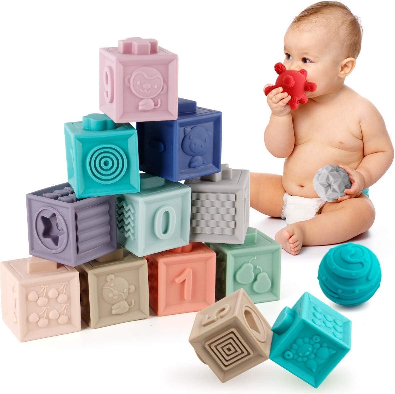 waldorf bebe mode london liberty Montessori ball blue adelajda baby ball Montessori gripping ball Montessori birth gift