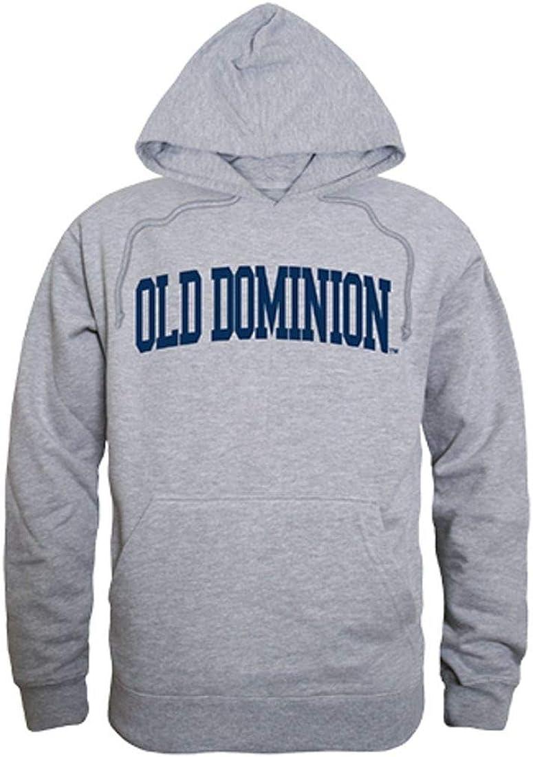 Old Dominion University Monarchs Game Day Hoodie Sweatshirt Heather Grey