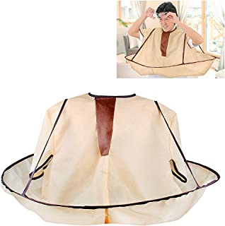 EWIN(R) 1PCS New Style Hair Cutting Cloak Umbrella Cape Salon Barber Hairdressing Gown Family for Adult (Adult Size)