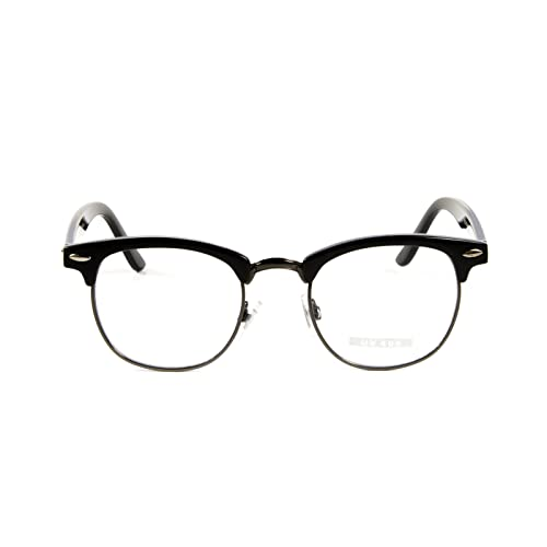 e794b1ed389 Goson Vintage Nerd Fashion Clear Eyeglasses