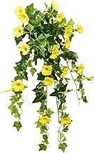 Pak van 1 Nep Bloemen simulatie muur Opknoping Wijnstok Plant, Kunstbloemen voor Greeny Home Kamer Tuin Bruiloft Balkon Ma...