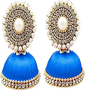 Stylish And Designer Trendy Stud Jhumki Set Stud Earring In Different Colors