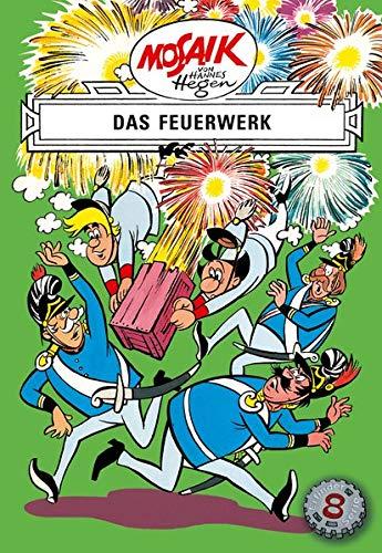 Mosaik von Hannes Hegen: Das Feuerwerk (Mosaik von Hannes Hegen - Erfinderserie)